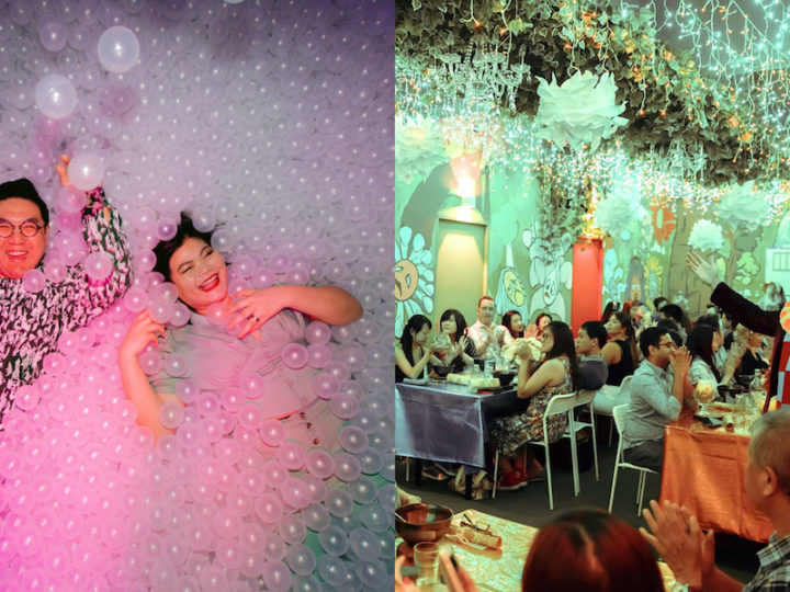This Couple Brought Immersive Theatrical Dining To S'pore