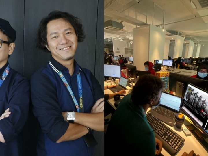 iCandy and Lemon Sky Studios Create New Joint Venture Company In KL