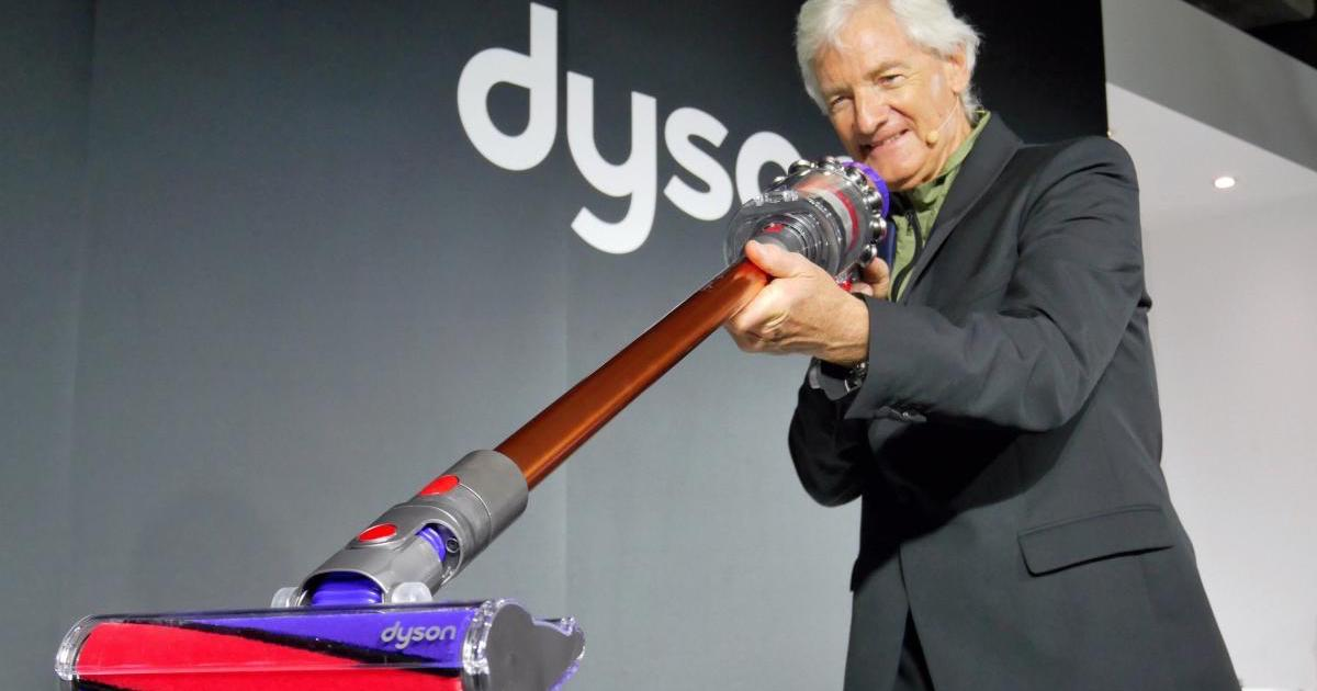 Dyson To Build A New Advanced Manufacturing Hub In S'pore