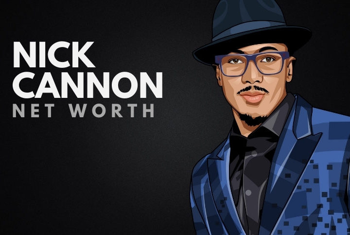 Nick Cannon's Net Worth in 2020