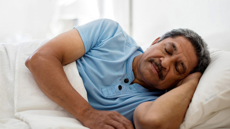 Get a Good Night's Sleep Before Your COVID Vaccine
