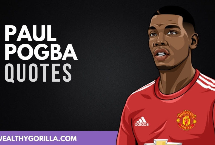 40 Paul Pogba Quotes That Truly Inspire (2020)