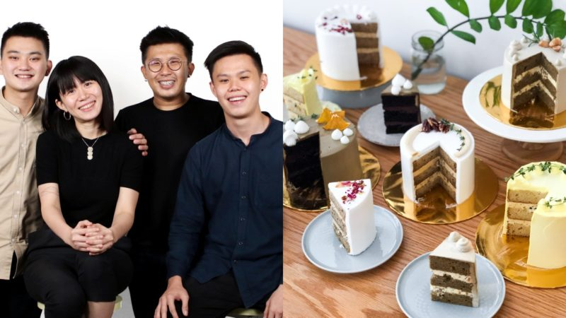 Wide Variety Of Cakes & Desserts For Delivery In M'sia