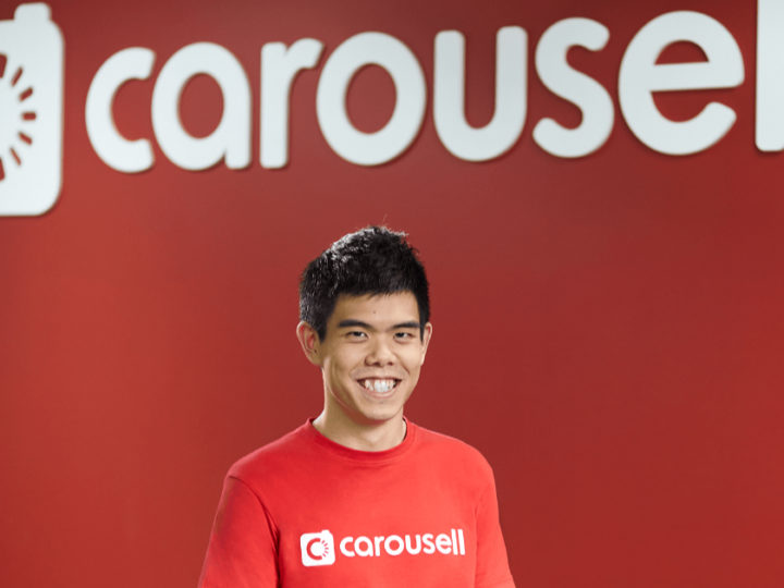 Carousell CEO Is The Latest Startup Founder Turned Angel Investor