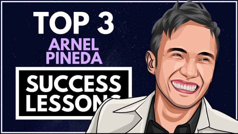 Arnel Pineda Success Lessons