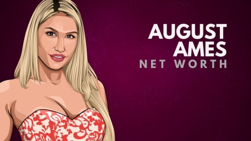 August Ames' Net Worth (1994-2017)