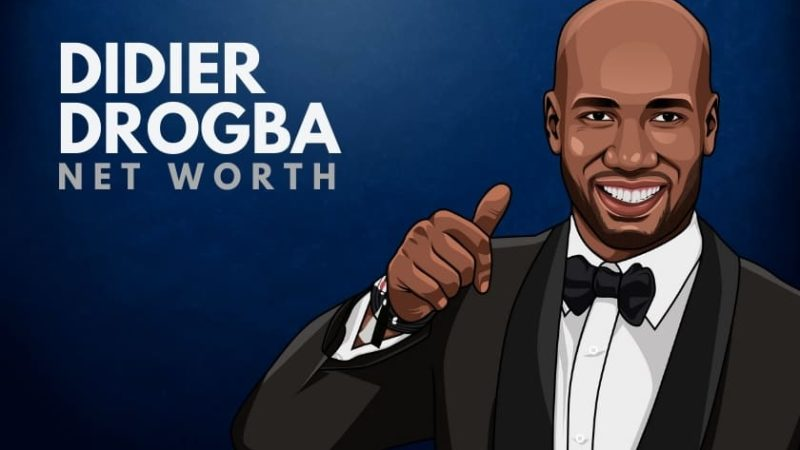 Didier Drogba's Net Worth in 2020