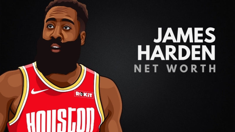 James Harden's Net Worth in 2020