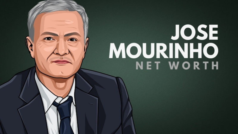 Jose Mourinho's Net Worth in 2020