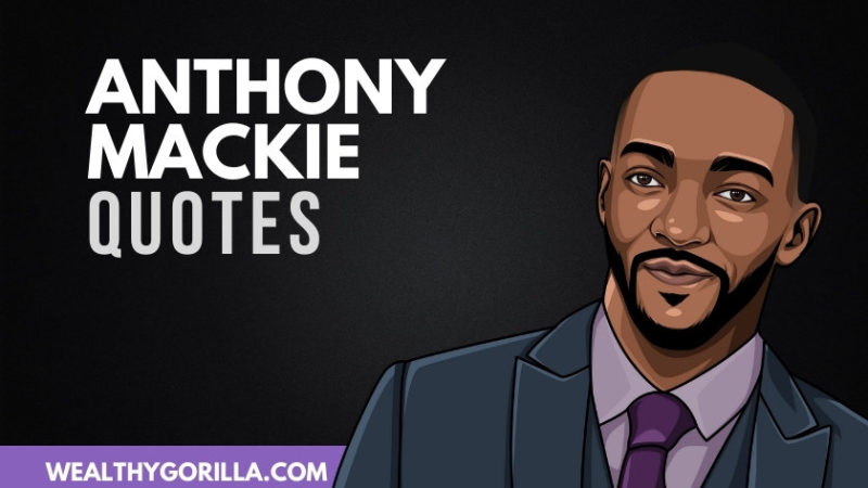 50 Light-Hearted Anthony Mackie Quotes (2020)
