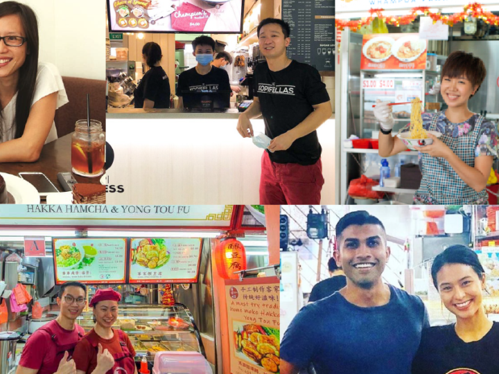 These 5 S'poreans Quit High-Flying Careers To Run Their Own F&B Bizs
