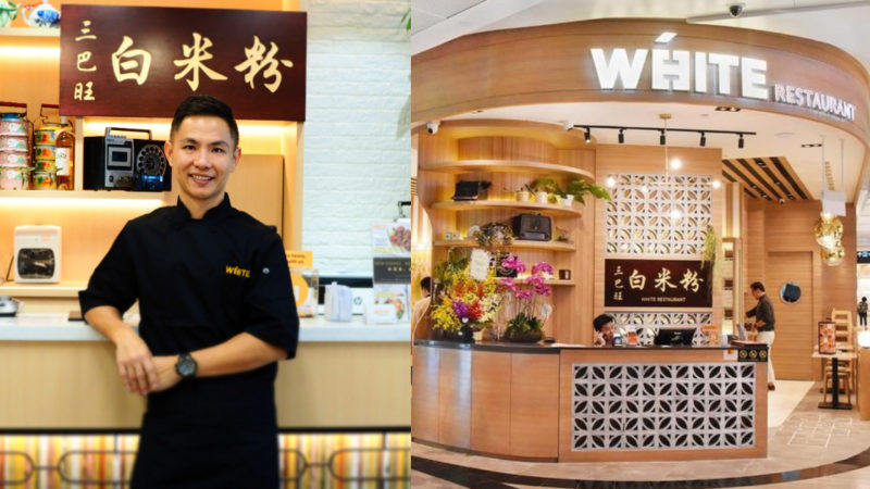 White Restaurant Strikes Gold With White Bee Hoon