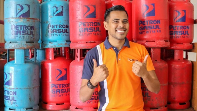 Malaysian Startup Delivering Affordable LPG Gas Cylinders