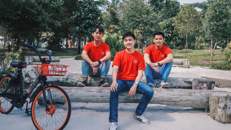How SGBike Became The Largest Bike-Sharing Firm In Singapore