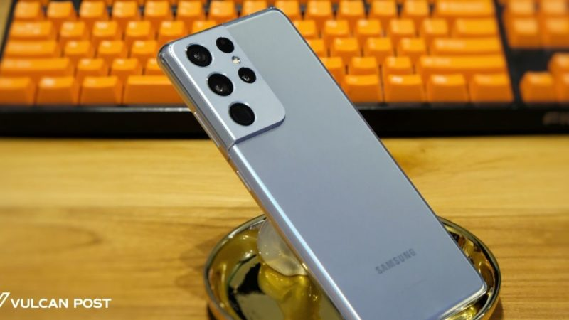 Samsung Galaxy S21 Ultra First Impressions Of Features & Look