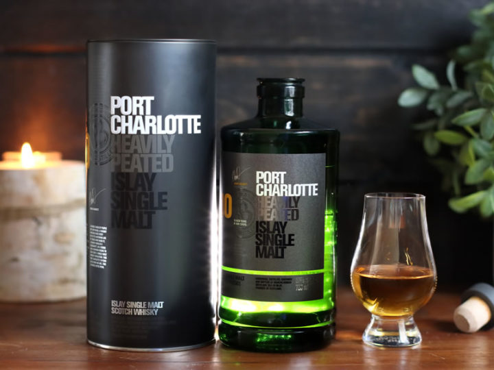 Bruichladdich Port Charlotte 10 Review