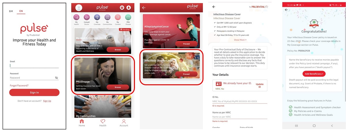 Prudential Shopee download 2