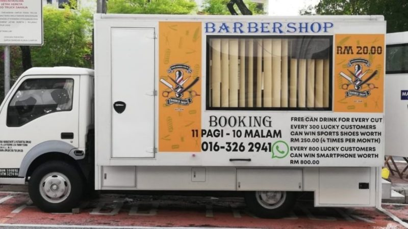 Social Enterprise Training Barbers And Hairdressers