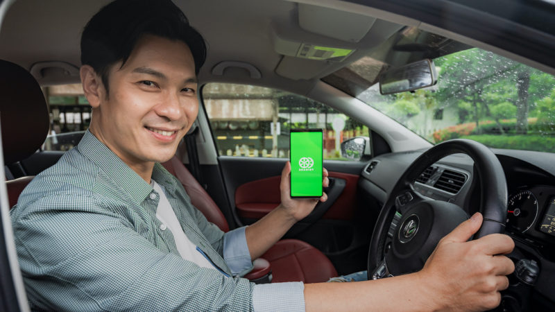New Car-Sharing Service Shariot Offers Rentals From As Low As S$1/Hr
