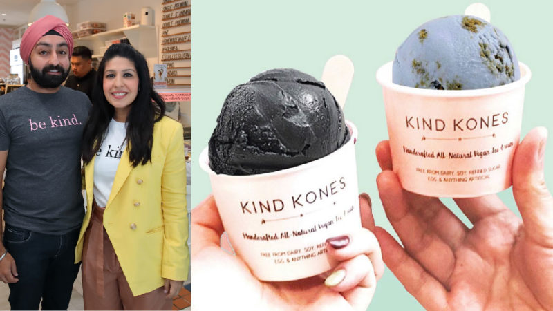 How This S'pore-Based Vegan Ice Cream Brand Raised $1M