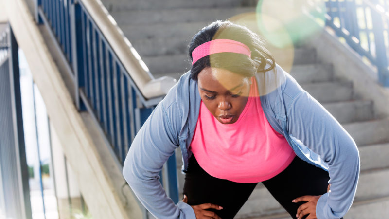 Exercise Doesn't Boost Health If You Stay Obese