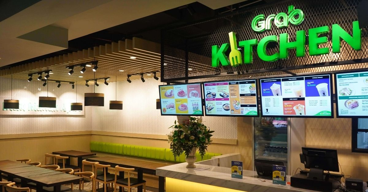 Its First GrabKitchen Is Launched In Hartamas