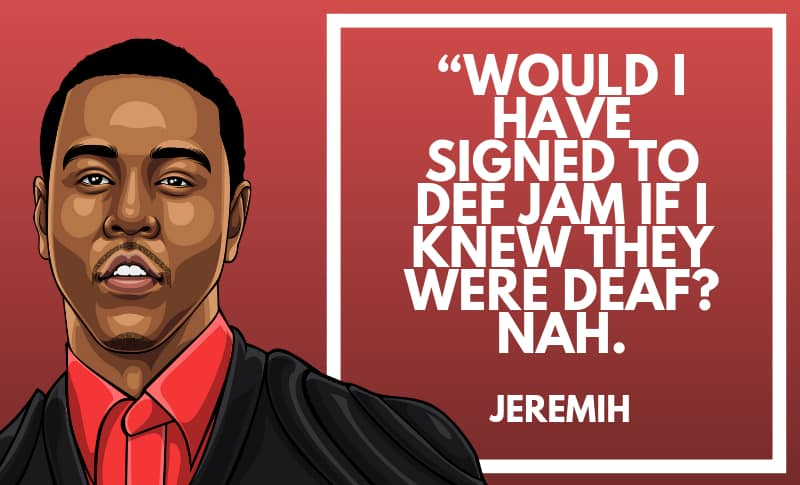 Jeremih Picture Quotes 1