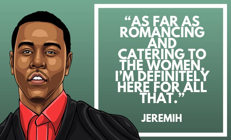 Jeremih Picture Quotes 4