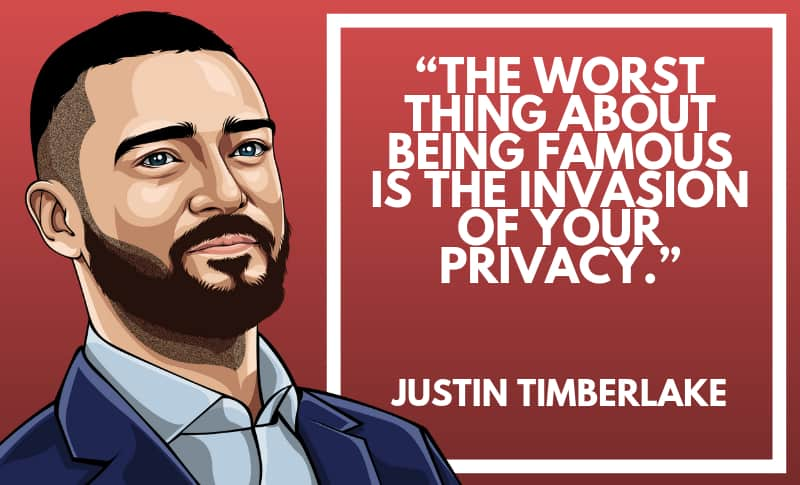 Justin Timberlake Picture Quotes 1