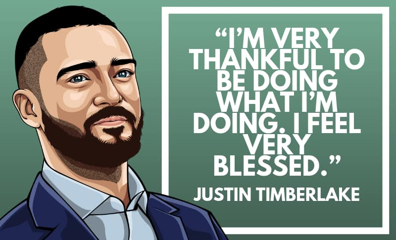 Justin Timberlake Picture Quotes 4