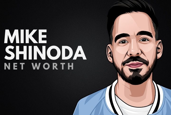 Mike Shinoda's Net Worth (Updated 2021)