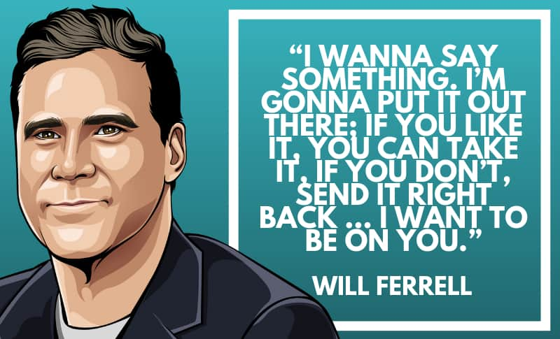 21 Funny Will Ferrell Quotes from His Movies (2021)