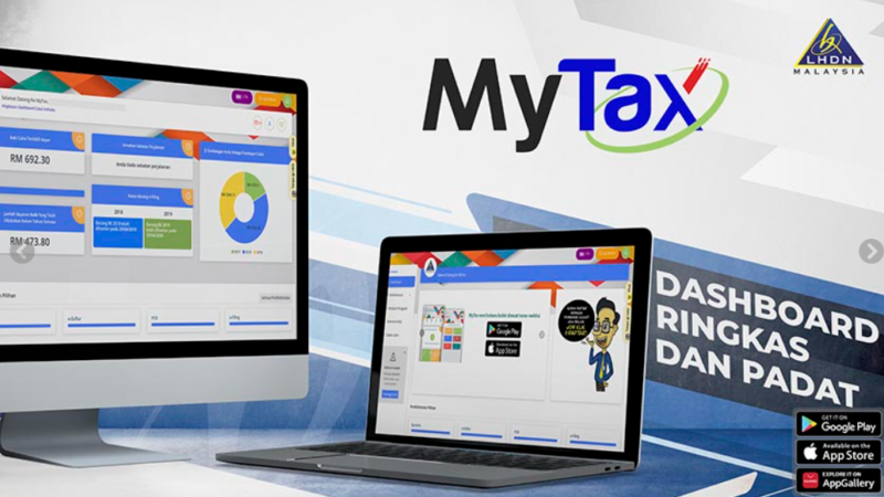 Overview Of The Inland Revenue Board MyTax Site