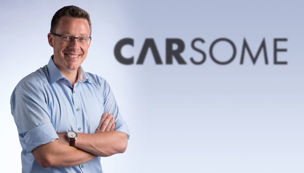 Benjamin Koellman, Chief Operating Officer of Carsome