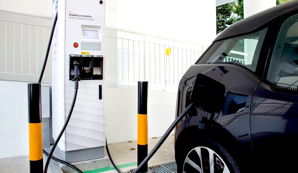 electric charging singapore