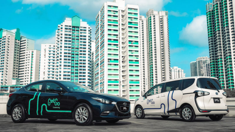Car-Sharing Service GetGo Launches In S'pore