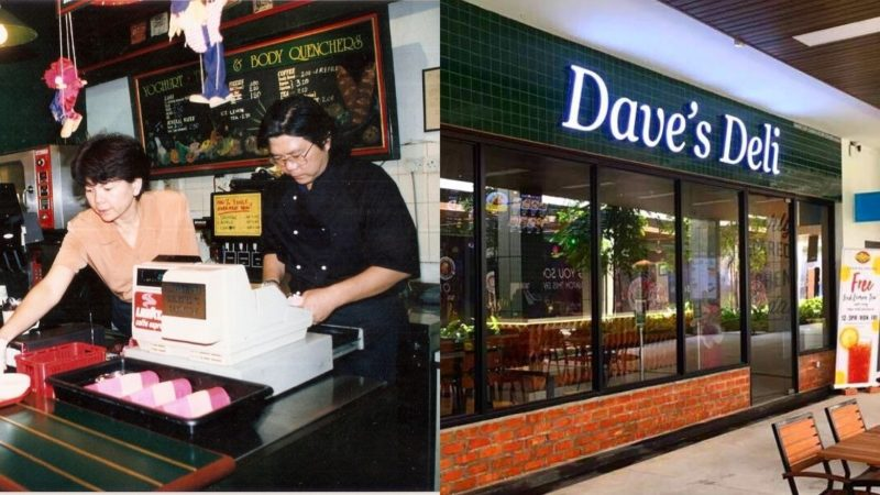 Malaysian Western Food Franchise In Malls History