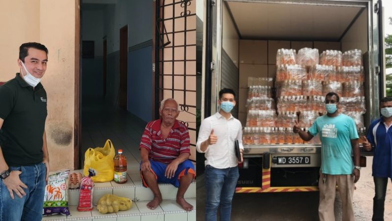 How MDEC GAIN Companies Helped Social Causes In M'sia In COVID-19