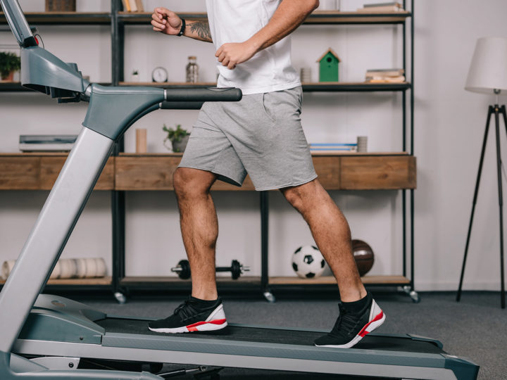 Guys, Exercise Helps Aging Hearts, Testosterone Won't