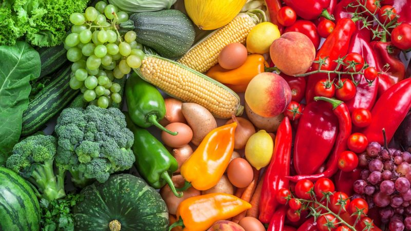 Get Your '5 a Day' Fruits & Veggies to Live Longer