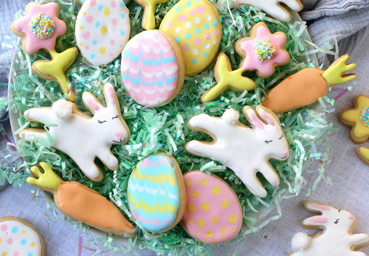 No-Sugar Easter Cookies | Better Living