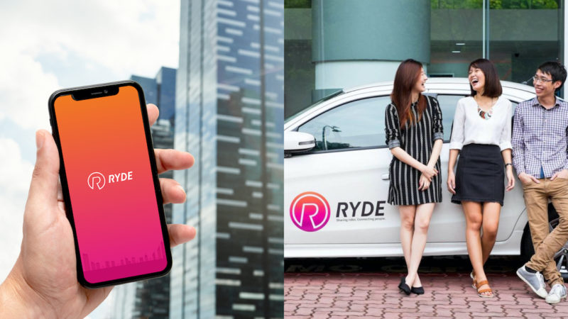 S'pore Ride-Hailing Startup Ryde Plans To IPO On SGX In 2022