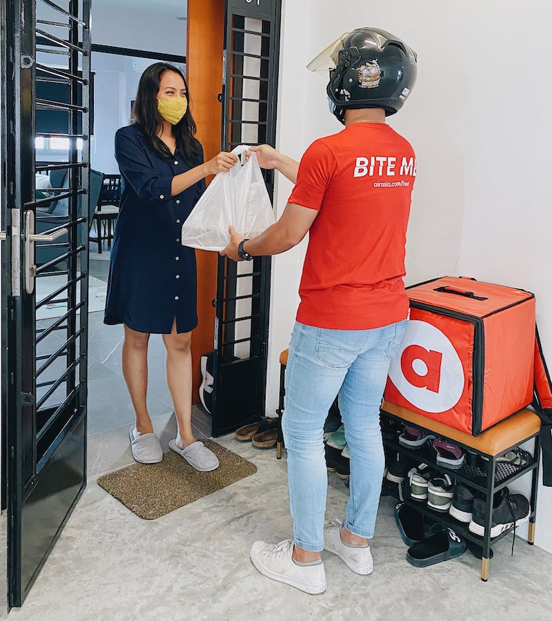 airasia food delivery