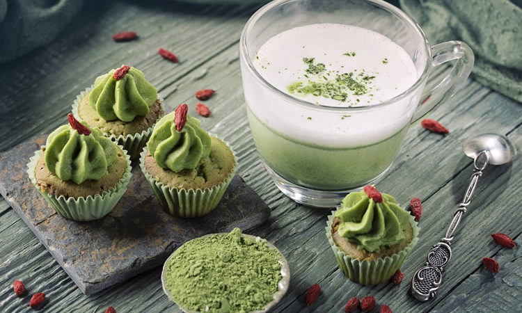 13 Naturally Green Dessert Recipes For St. Patrick's Day