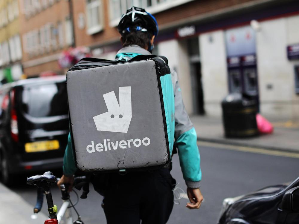 Deliveroo Thank You Fund