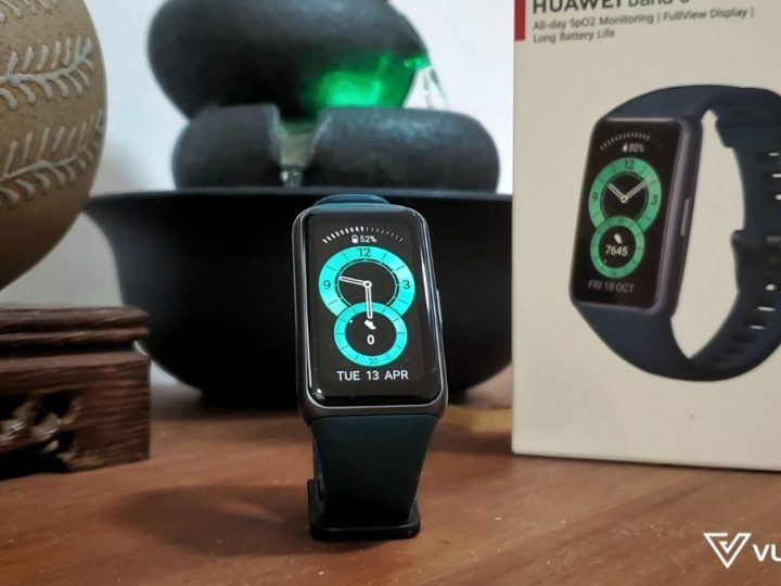 [Review] HUAWEI Band 6's Features, Fitness Tracker & Price