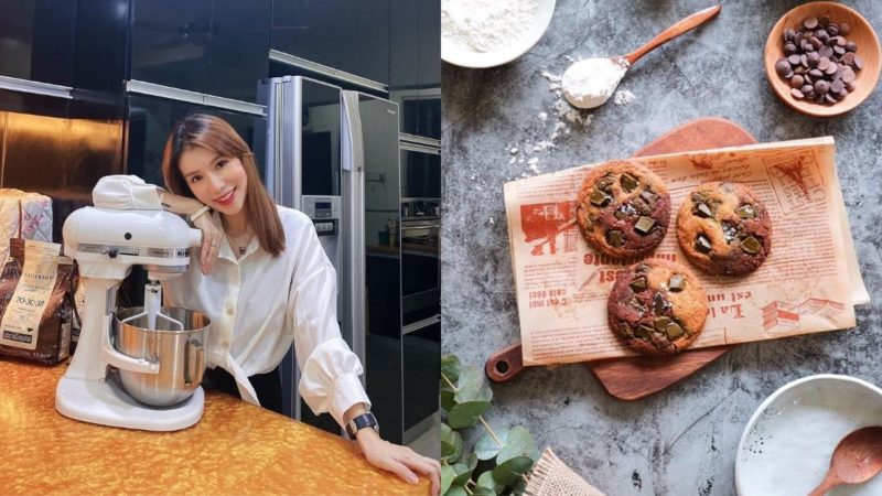 Malaysian Banker Turned Baker Selling Cookies Online