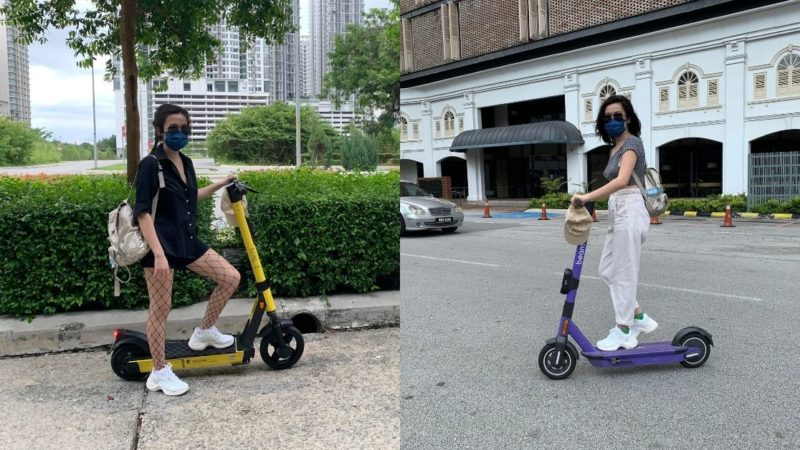 A Review & Comparison Of Beam & Tryke E-Scooters In Klang Valley