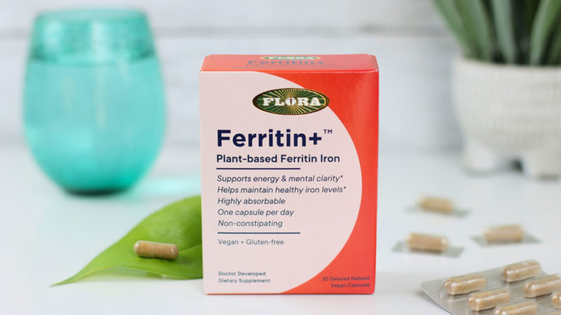 The Health Benefits of Iron and Ferritin+