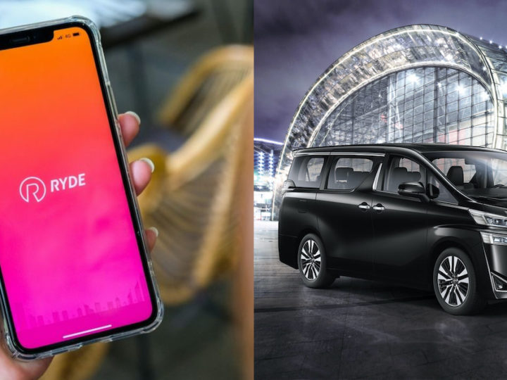 """Ryde Steers Into """"Ultra-Luxury Market"""" With New Premium Ride Service"""